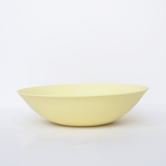 Porcelain Bowl - Yellow by Nüüd Ceramics