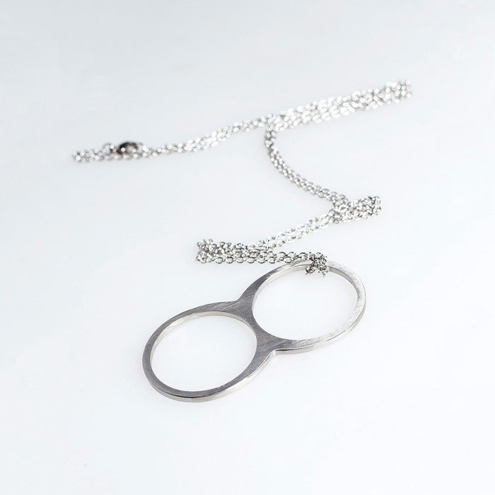 Double Necklace by Lentsius Design