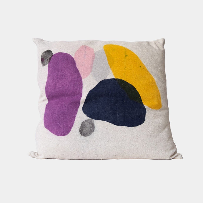 Shapes Pillow Cover by Annasari