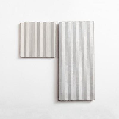Concrete Grey Platters by Nüüd Ceramics