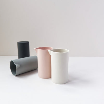 Pitcher - White by Nüüd Ceramics