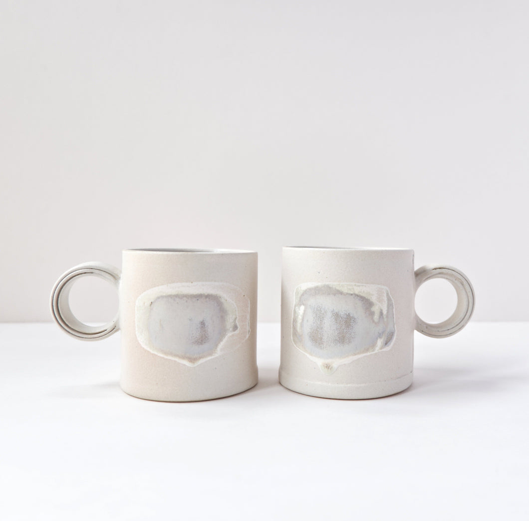 White Mug by Jarõna Ilo