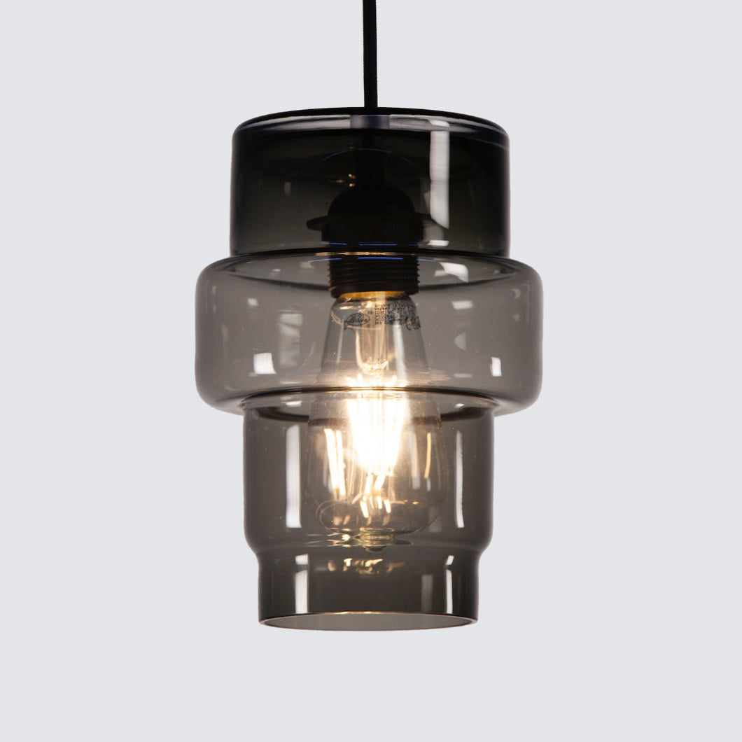 Multi pendant light - grey