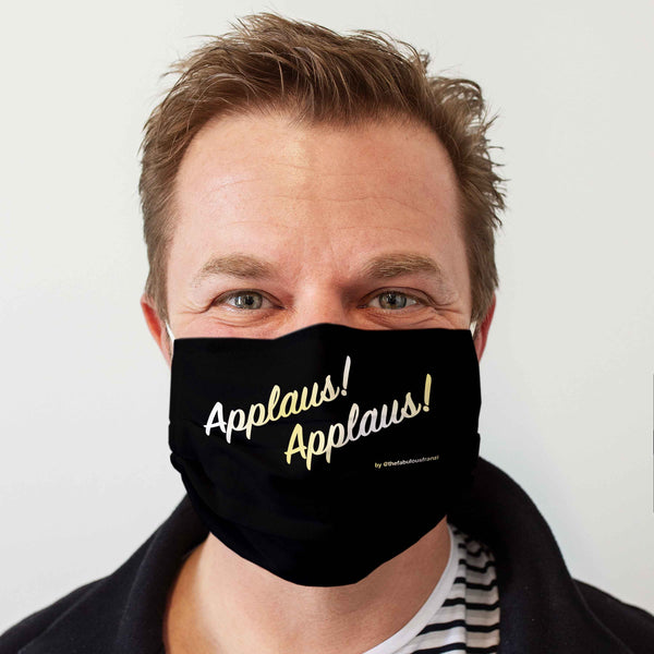 "Community-Maske ""Applaus! Applaus!"""
