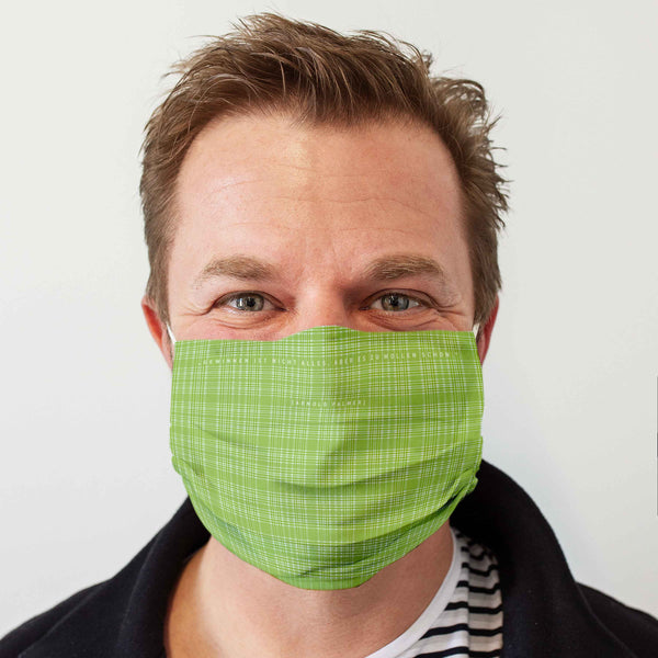 Cloth Face Mask for Golfers: Arnold Palmer