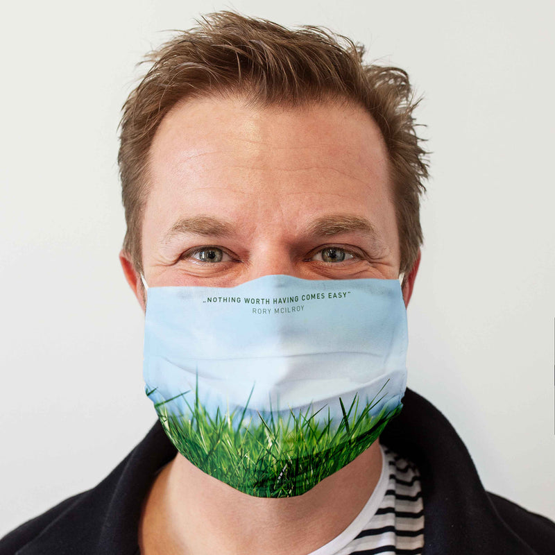"Community-Maske – Edition Golf – Motiv ""Rory McIlroy"""