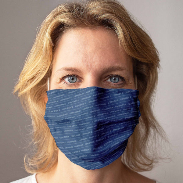 Cloth Face Mask: Confidence