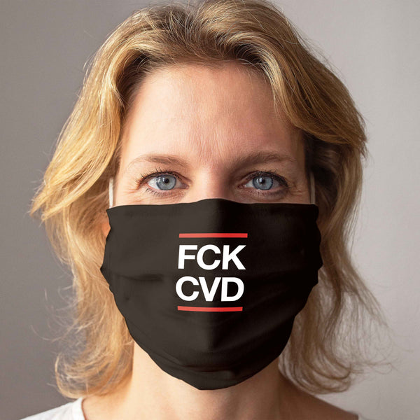 Cloth Face Mask: FCK CVD