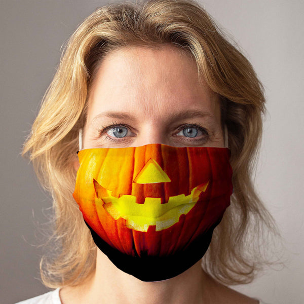 Limited Edition Cloth Mask: Halloween