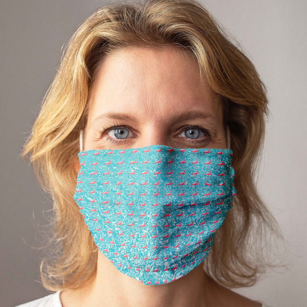 Cloth Face Mask: Malibu