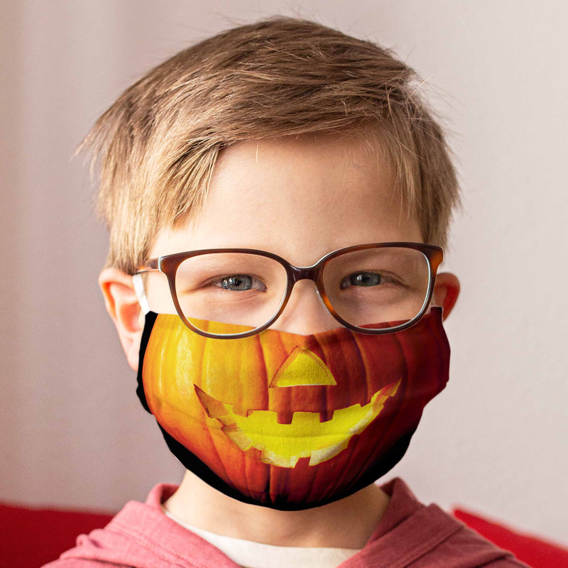 "Limited Edition: Kinder-Community-Maske ""Halloween"""