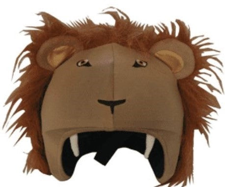 Lion Helmet Cover