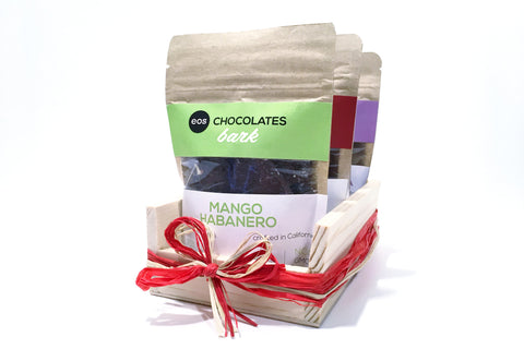 Mixed Chocolate Gift Box (3 Bags)