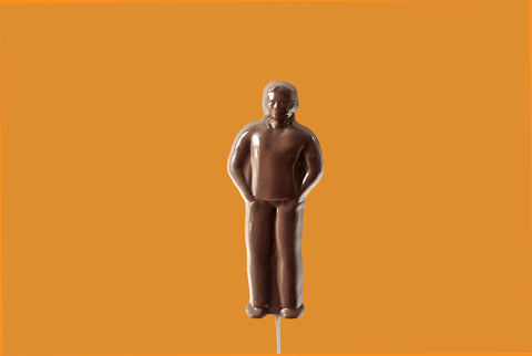 Eos Milk Chocolate Man (Solid)