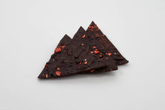 Dark Chocolate Strawberry - Habanero Bark - Eos Chocolates