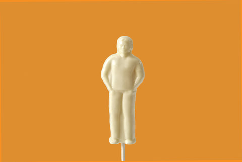 Eos White Chocolate Man (Solid)