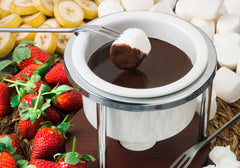Eos Chocolate Fondue Gift Set - Eos Chocolates
