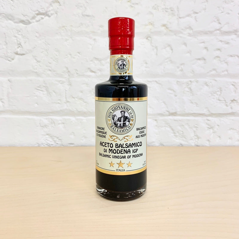 Don Giovanni Aceto Balsamico IGP (6 years)