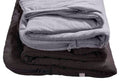 Bamboo LoveLuxe+ Merino Sleep Bag in Charcoal - 1.0 TOG