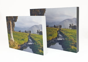 6x8 Photo Block Black 18mm
