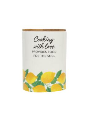 Splosh Capri Kitchen - Large Canister