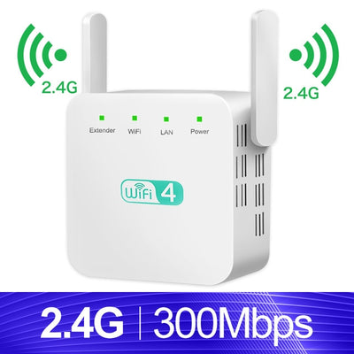 Repeater WiFi extender WiFi 2,4G 5G amplifier