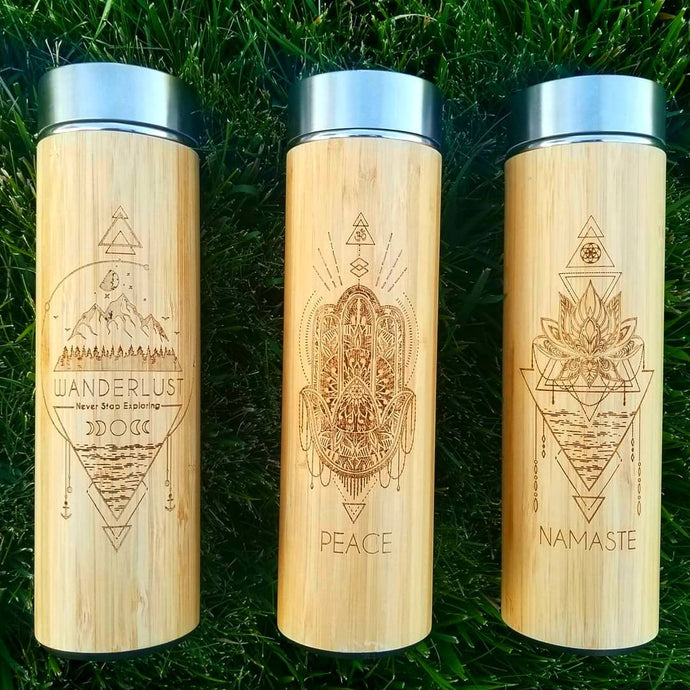 Hidden Messages in Water - The Inspiration Behind Bhavana Bottle