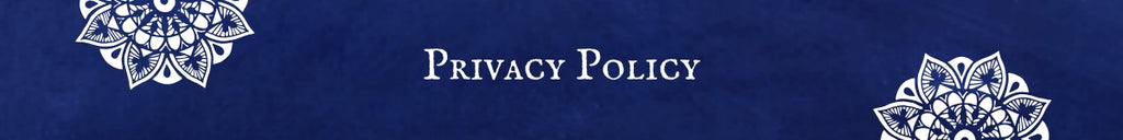 Privacy Policy - Summer Indigo