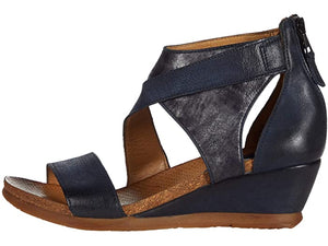 Miz Mooz NYC Molly Demi Wedge