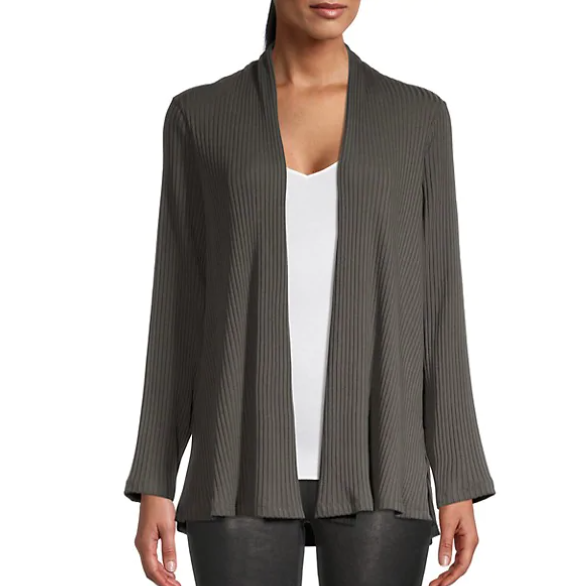 Eileen Fisher Open Front Jacket