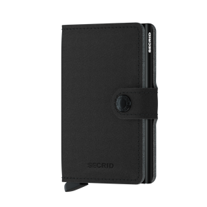 Secrid Yard Black Miniwallet