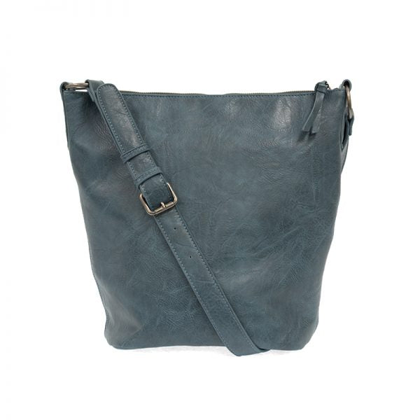 Joy Susan Nori Crossbody Bucket Bag Convertible Tote