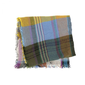 JOY Plaid Scarf