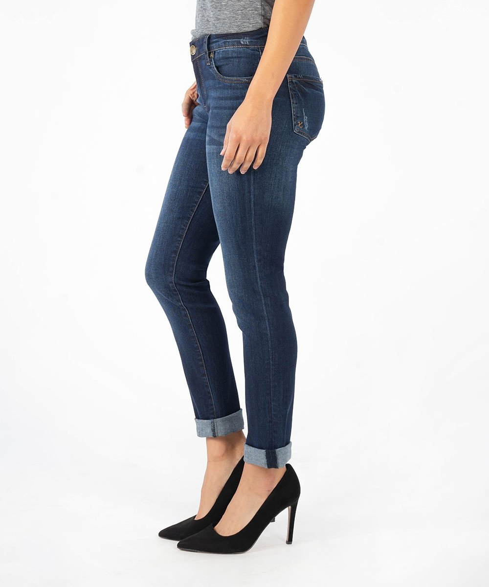 KUT Easy Wash Catherine Boyfriend Jean