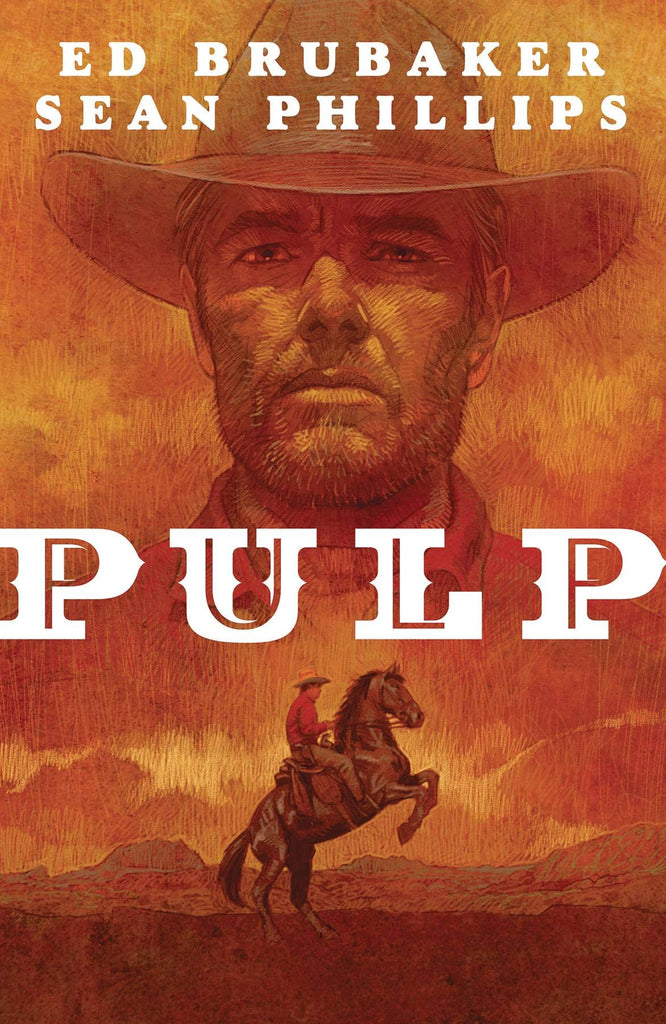 Pulp by Ed Brubaker and Sean Phillips