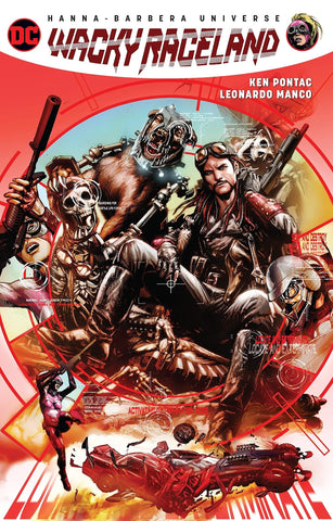 Wacky Raceland by Ken Pontac and Leonardo Manco