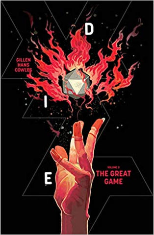 Die Volume 3 by Kieron Gillen and Stephanie Hans