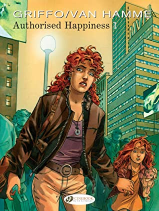 Authorised Happiness Volume 1 by Griffo and Van Hamme