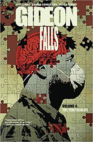 Gideon Falls Volume 4 by Jeff Lemire and Andrea Sorrentino