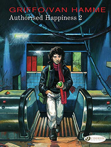 Authorised Happiness Volume 2 by Griffo and Van Hamme