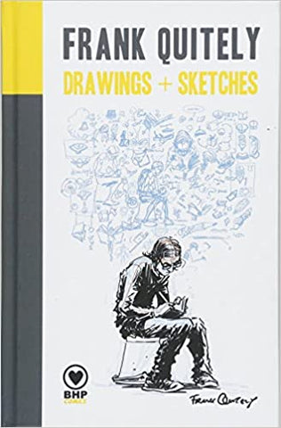 Frank Quietly Drawings and Sketches