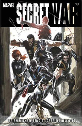 Secret War by Bendis and Dell'Otto