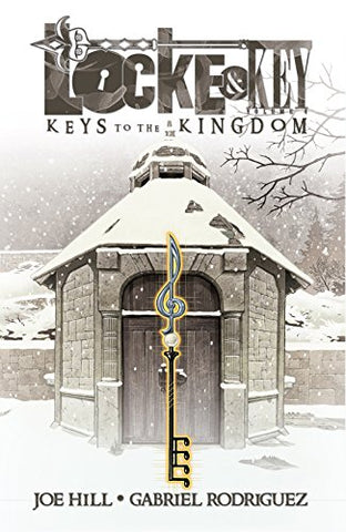 Locke and Key Volume 4 by Joe Hill and Gabriel Rodriguez