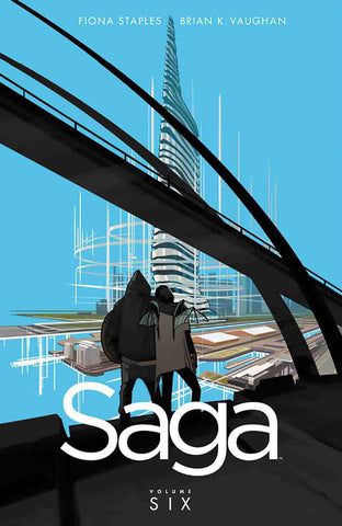 Saga Volume 6 by Brian K Vaughan and Fiona Staples