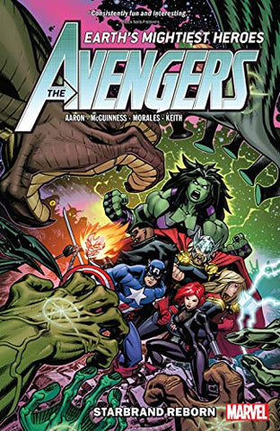 Avengers Volume 6 by Jason Aaron and Ed McGuinness