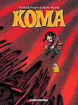 Koma by Pierre Wazem and Frederik Peeters