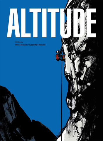 Altitude by Jean-Marc Rochette