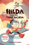Hilda and the Time Worm by Stephen Davies