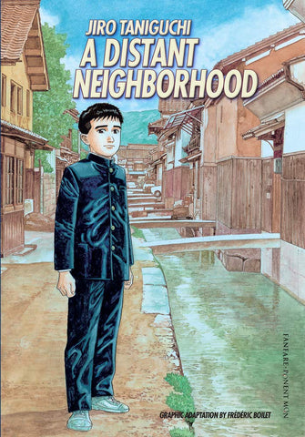 A Distant Neighbourhood by Jiro Taniguchi