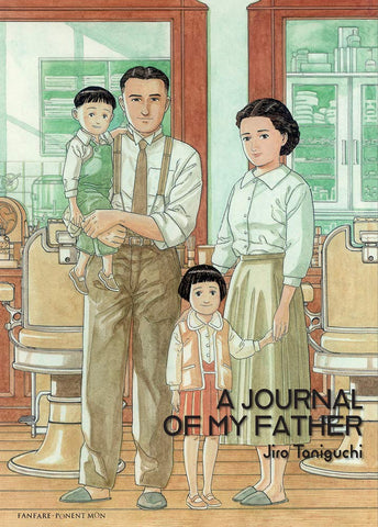 A Journal Of My Father by Jiro Taniguchi